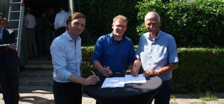 Samenwerkingsovereenkomst getekend